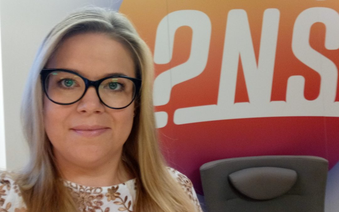 "Fizjoterapeutka Anna Skulimowska gościem wprogramie ""Pytanie naśniadanie"""