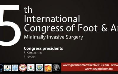 Doktorzy Bryłka iKołodziejski naV Międzynarodowym Kongresie Miniinwazyjnej Chirurgii Stopy iStawu Skokowego
