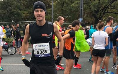 Doskonały start w Maratonie we Frankfurcie nad Menem
