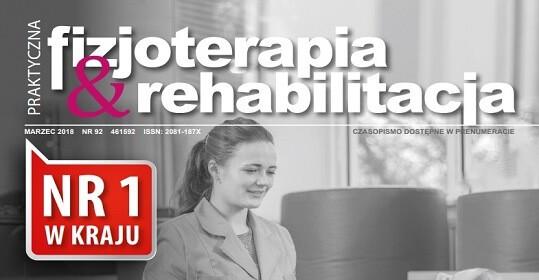 """""""Neuralgia Mortona"""" w""""Praktycznej fizjoterapii & rehabilitacji"""""""