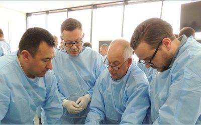Warsztaty treningowe z chirurgii stopy płaskiej